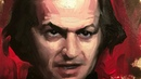 Portrait Painting: Jack Torrance (Jack Nicholson in The Shining)