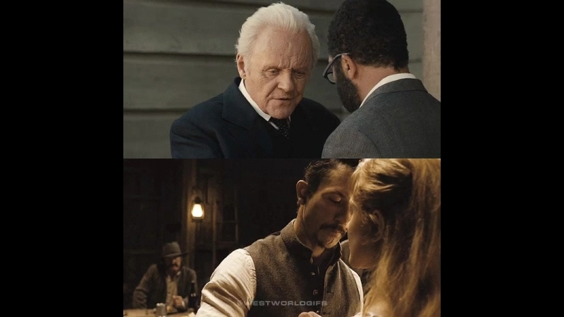 Doesnt look like anything to me. Westworld