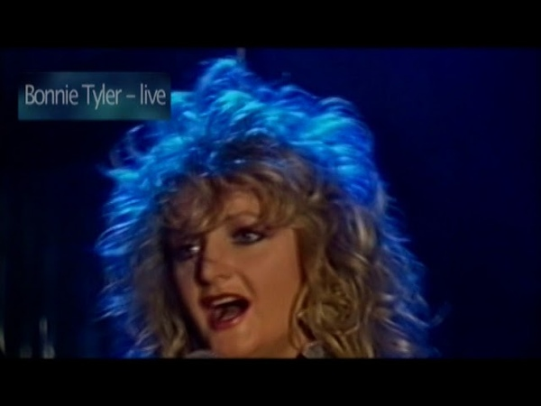 Bonnie Tyler Live In Germany 1993 itis a heartache