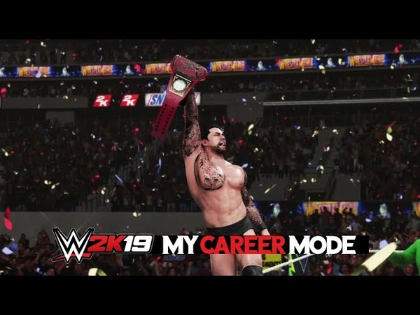 WWE 2K19 My Career Mode - Final Episode - THE JOURNEY HAS COME TO AN END!!