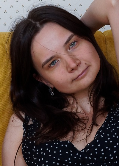 Катя Заикина