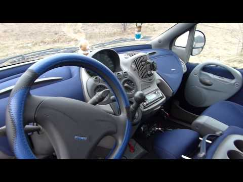 Fiat Multipla 1 9 JTD 105KM 2000r