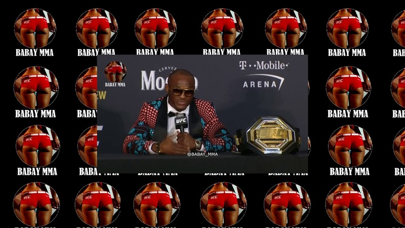UFC 235 - Пресс-конференция BABAY MMA