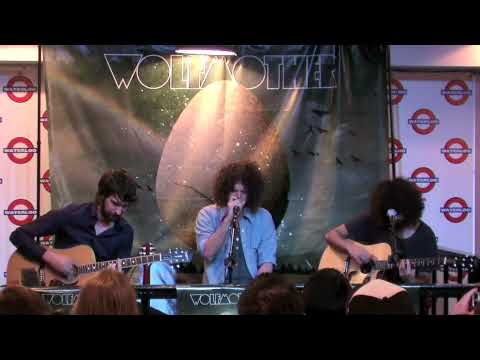 Wolfmother performs a cover of Kate Bushs Wuthering Heights live at Waterloo Records in Austin TX