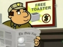 WordGirl Tobey or Consequences ; High Fat Robbery