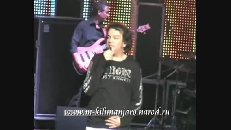 Речь из концерта в Сочи