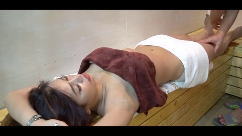 Oil Massage Relaxing Muscle to Relieving Stress Natural 002 2019
