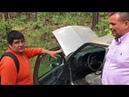 En Michoacán así revienta la policia un depósito clandestino de autos robados