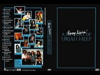 Uriah Heep : Easy Livin. A History Of Uriah Heep(русс перевод) 2018@