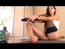 Webcam girl feet 1