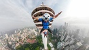 GoPro BASE Jumping the World's 7th Tallest Tower with Marshall Miller