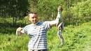 Рыбалка в Карелии с ночёвкой с отдыхом и выпивкой-Fishing in Karelia with and booze