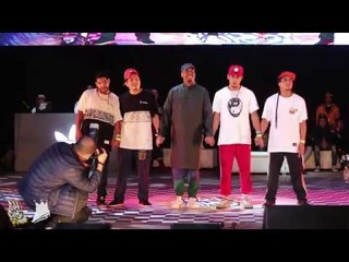 Pura Calle 2018 - FINAL HIP HOP - Shinichi & Jordan vs Eddy & Diego | Danceproject.info