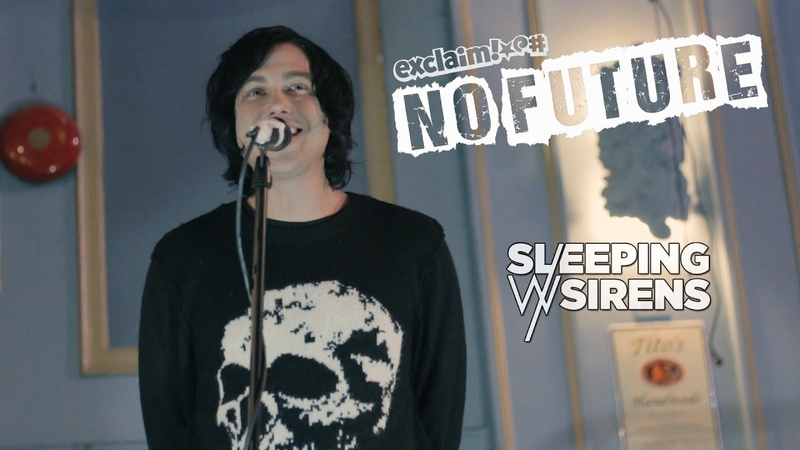 Sleeping With Sirens - With Ears To See And Eyes To Hear (VIP Acoustic in Toronto) | No Future