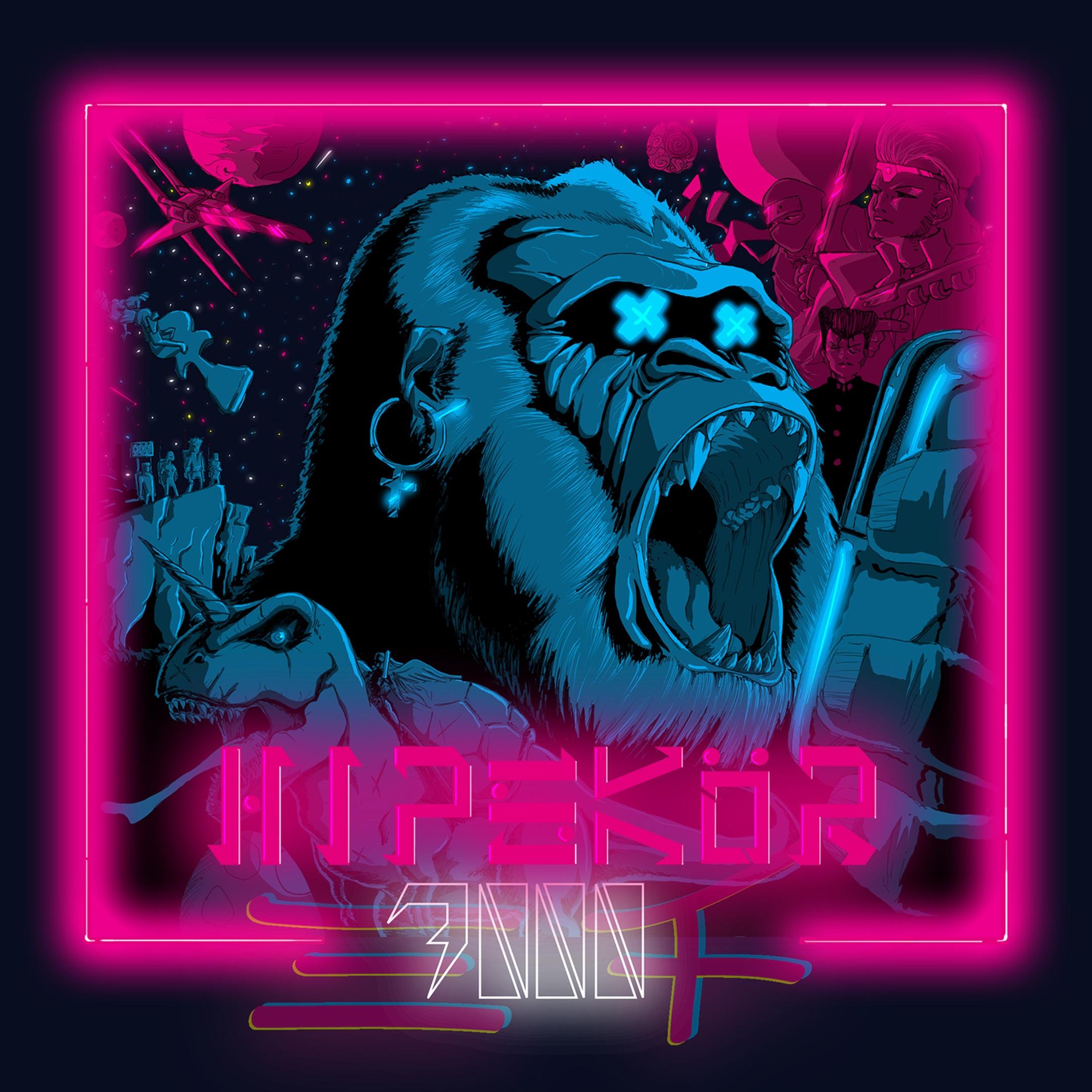 HIPSKÖR - HIPSKÖR 3000 [EP] (2018)
