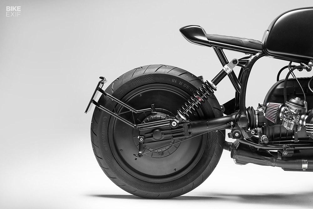 Vagabund Moto: кастом BMW R80 RT