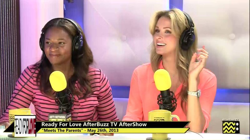 Ready For Love After Show w Shandi Finnessey Season 1 Episode 7 Meet The Parents