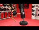 Jasmine Parr - Free Standing Punching Bag Workout | Punch Equipment®