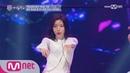 Idol School [아이컨택캠] 너만보여l 이새롬 - ♬Hush @학업성취도평가(퍼포먼스 中) 170817 EP.5