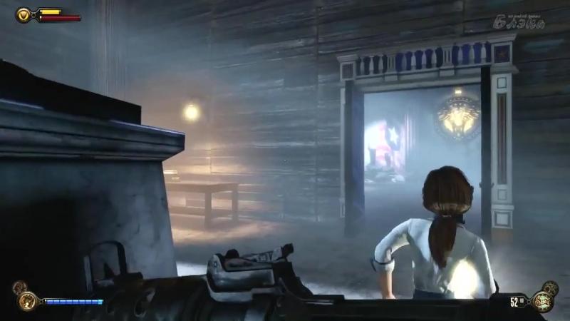 Bioshock Infinite 6 Старый вояка