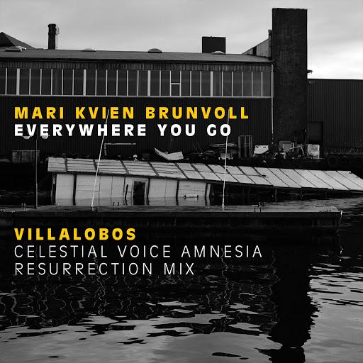Mari Kvien Brunvoll альбом Everywhere You Go (Villalobos Celestial Voice Amnesia Resurrection Mix)