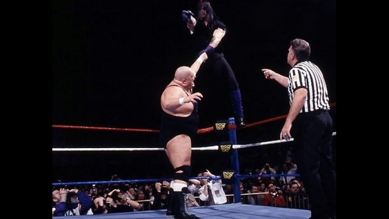 Undеrtаkеr vs. King Kong Bundy (4-0)