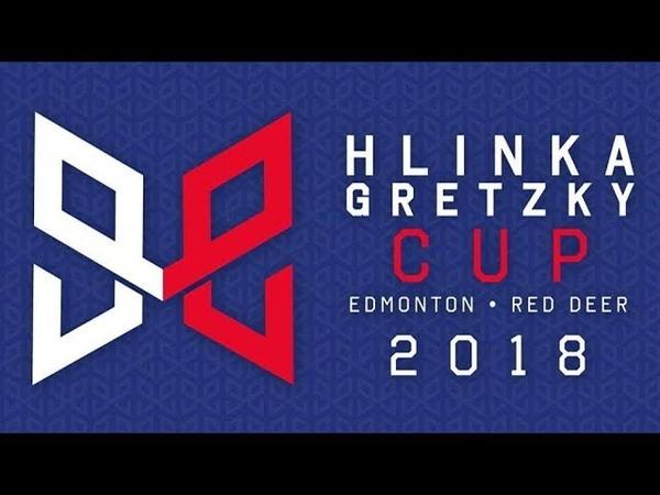 2018 U18 Hlinka Gretzky Cup   GOLD MEDAL GAME   Team Sweden vs Team Canada   Condensed Game