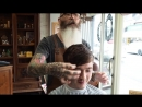 Мужская стрижка | Textured Crop at the Barbershop