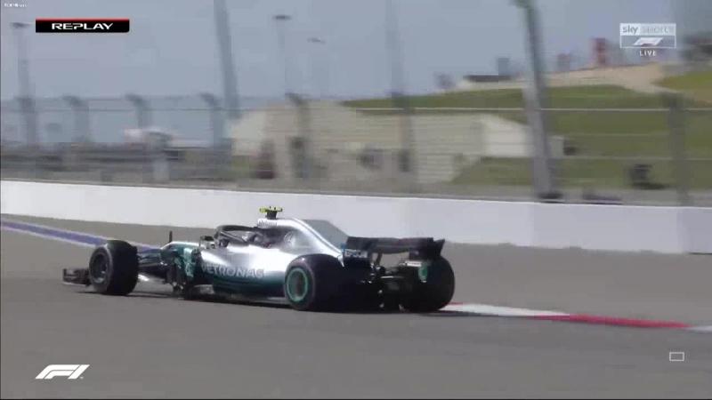 Formula 1 Round 16 Russia FP3