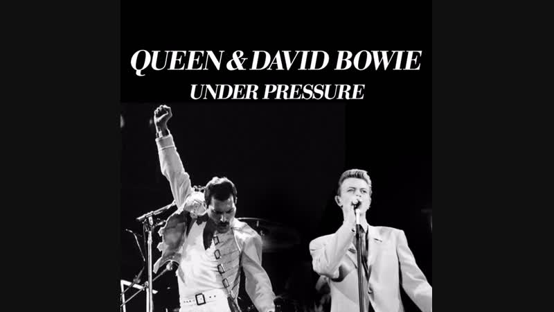 Queen - Under Pressure (with David Bowie)