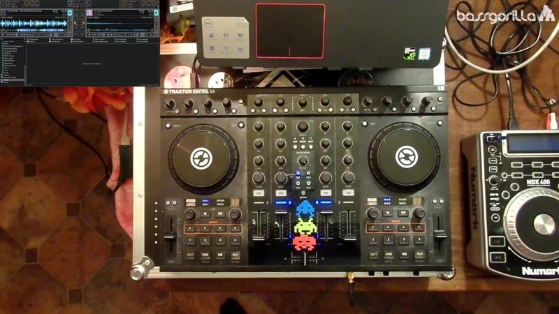 BassGorilla - DJing with Traktor with Subterranean