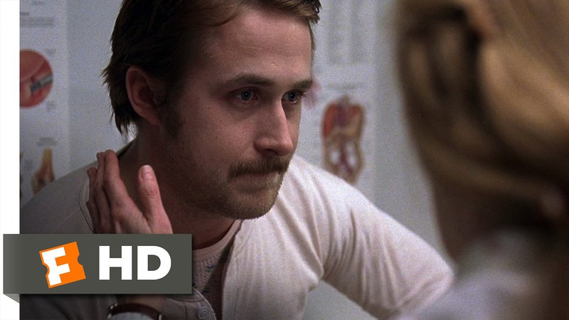 Lars and the Real Girl 5 12 Movie CLIP Touch Therapy 2007 HD