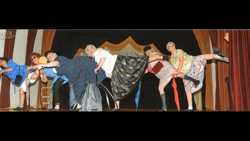 Asita Seniorenmedley / Lustige Oma Nummer Tanzstudio Düsseldorf