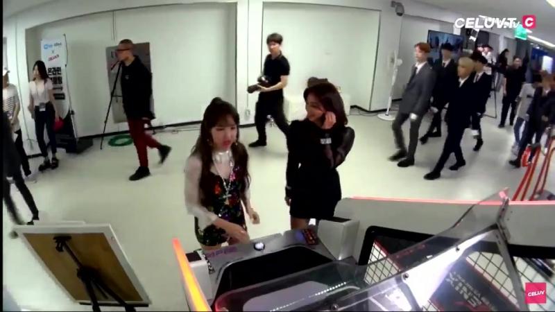 Jaehwan и daniel на продюс 48.