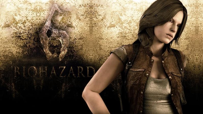 [PC] Resident Evil 6 [Хелена] - 49. Все слабые люди рождены для того, чтобы быть съеденными.