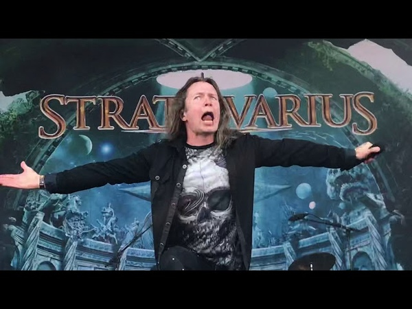 Stratovarius Hunting High And Low Sweden Rock Festival 2018
