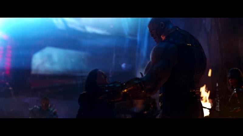 Infinity war thor and loki (WIP)