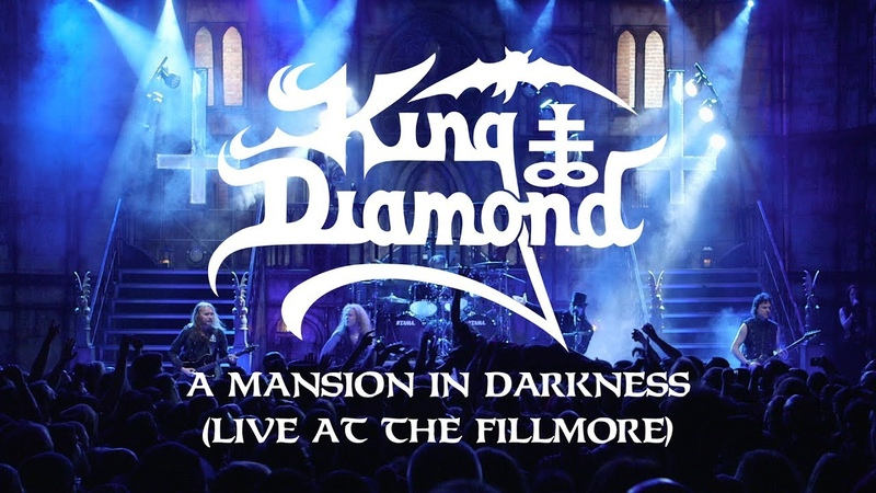 King Diamond A Mansion in Darkness (Live at The Fillmore) (CLIP)