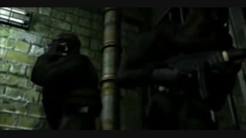 Resident Evil 2 Hunk Steals the G Virus from Berkin