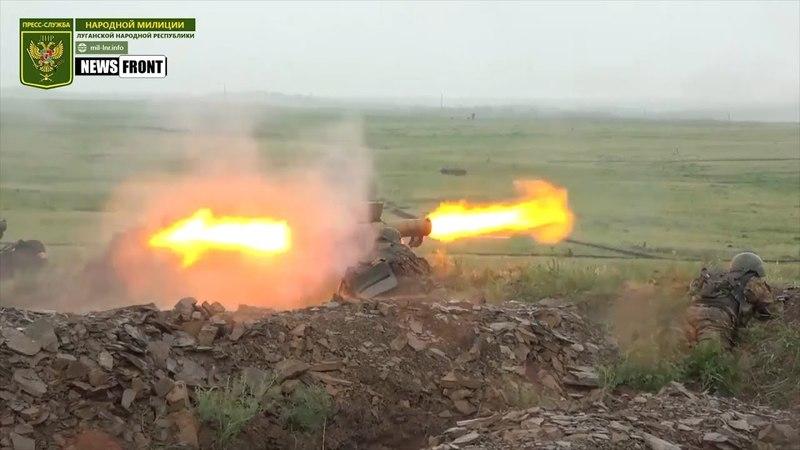 Более 10 тысяч бойцов ЛНР приняли участие в учениях по решению кризисных ситуаций