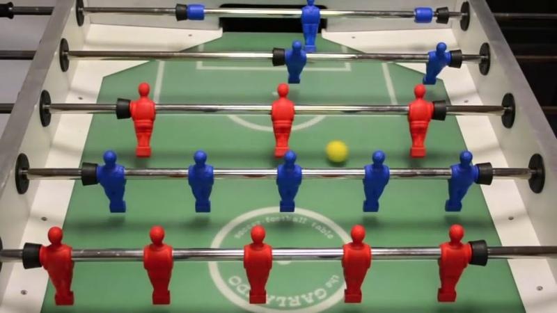 Table football tricks (kiker-shop.ru)