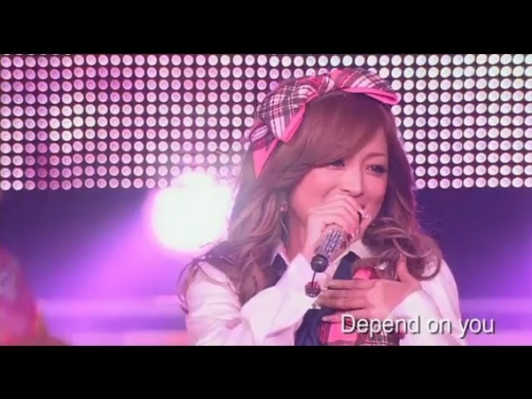 浜崎あゆみ / 「ayumi hamasaki 15th Anniversary TOUR ~A BEST LIVE~」特設サイト用映像