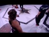 #InvictaFC30 results: Felicia Spencer def. Helena Kolesnyk via submission (rear-naked choke) – Round 2, 1:47