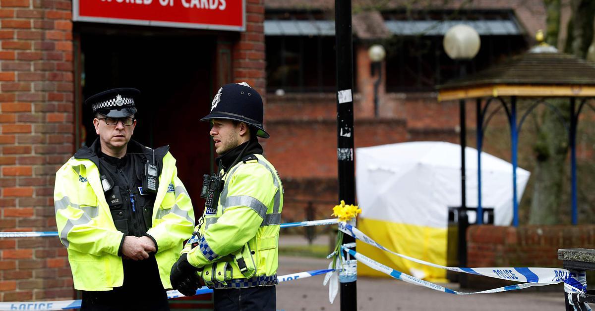 Названы имена пострадавших в ресторане в Солсбери