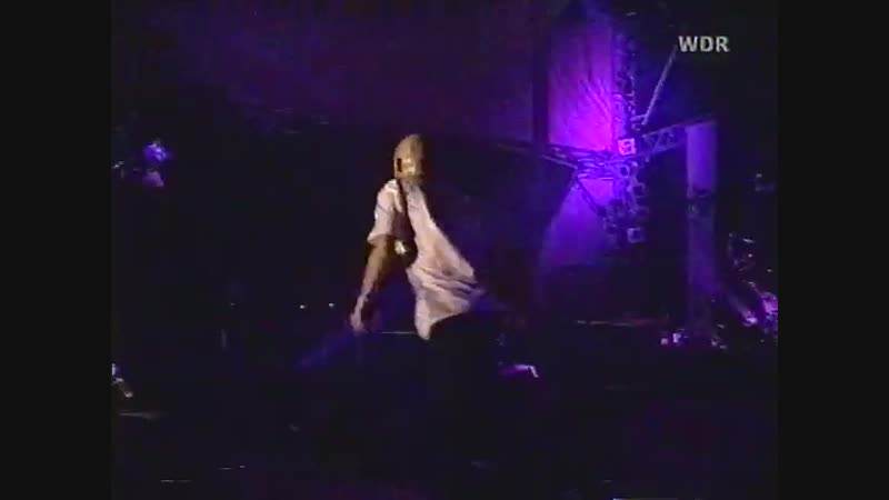 Moby - live at Bizarre Festival 2000 (Rockpalast)
