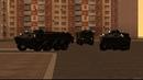Армия №1. Нападение на колонну. 1 серия