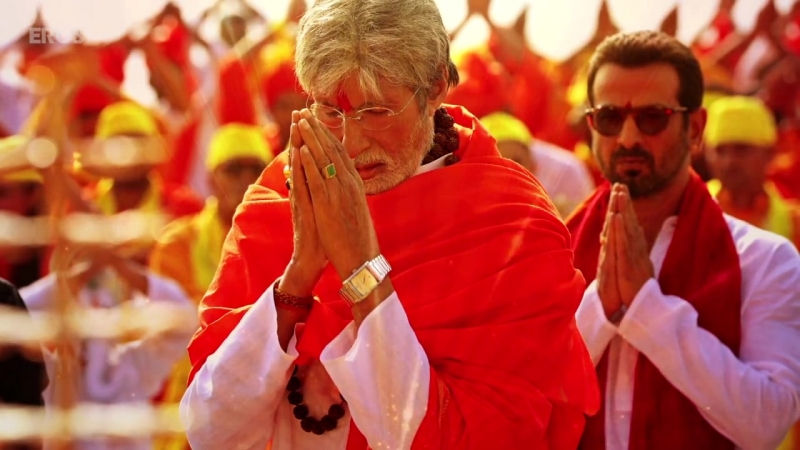 Ganpati Aarti By Amitabh Bachchan _ (Lyrical Song) _ Sarkar 3