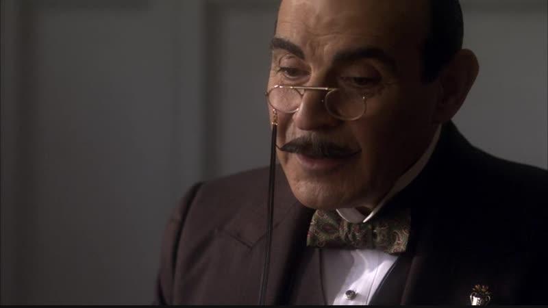 Пуаро Агаты Кристи. 12 сезон 3 серия «Вечеринка в Хэллоуин»
