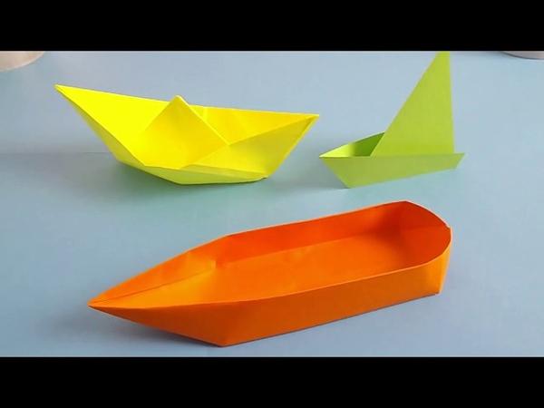 Как сделать лодочку из бумаги пошаговая инструкция. Оригами лодочка из бумаги » Freewka.com - Смотреть онлайн в хорощем качестве