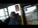 По дороге домой с Васильевского Острова были на Финском Заливе